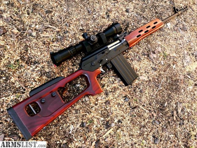 ARMSLIST - For Sale/Trade: Russian Molot VEPR .308 AK ...