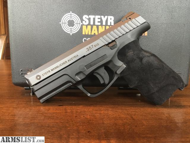 ARMSLIST - For Sale: STEYR M357-A1
