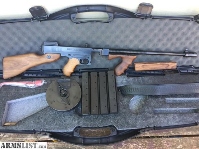 Tommy Gun Grips