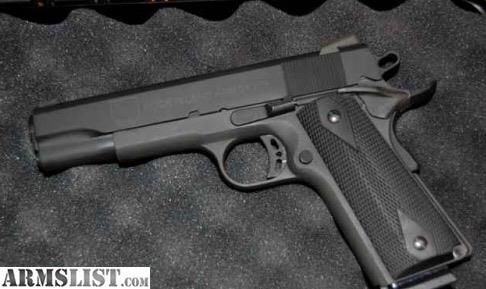 ARMSLIST - For Sale/Trade: Rock island tactical 1911 unfired with