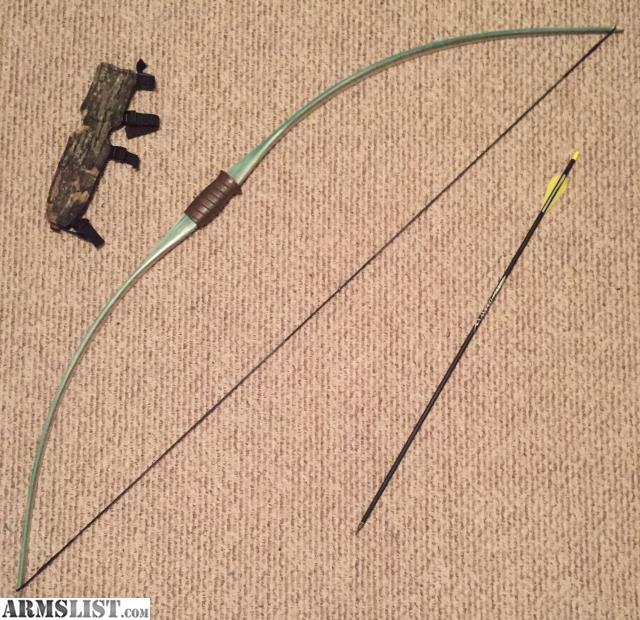 Armslist For Sale Ben Pearson Power Jet Bow 334