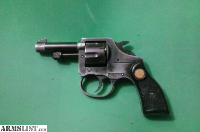 ARMSLIST - For Sale: 22 Revolver  Germany