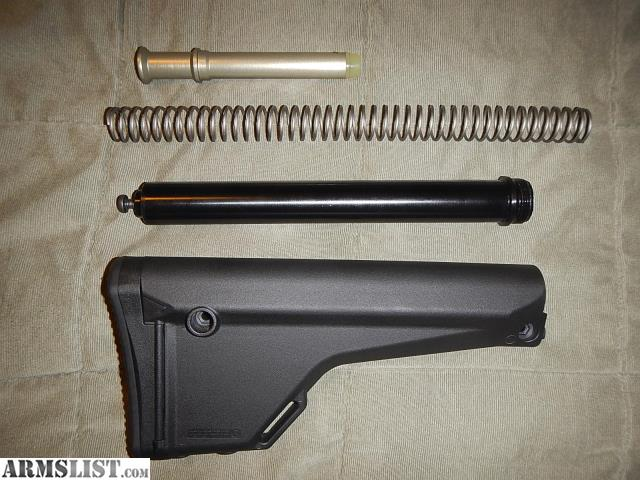 ARMSLIST - For Sale: Magpul MOE Rifle buttstock