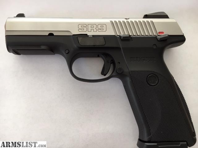Armslist For Sale Ruger Sr9