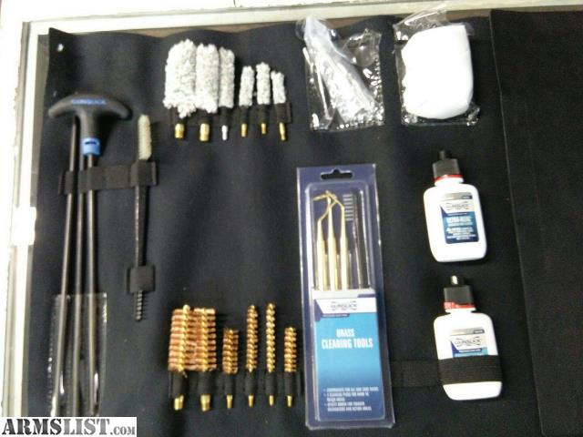 Armslist For Sale New Gunslick Pro Roll Up 29pc