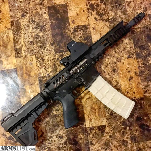 Armslist For Sale Trade 300 Aac Blackout Pistol