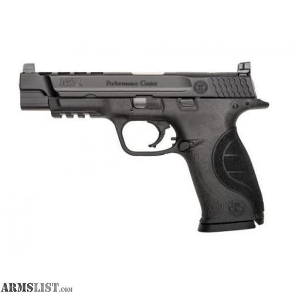 armslist for sale s w m p 9mm ported core ForM P Ported Core 9mm