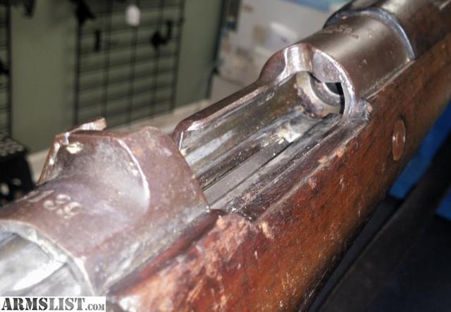 ARMSLIST - For Sale/Trade: Ankara Turkish Mauser 8mm 1939