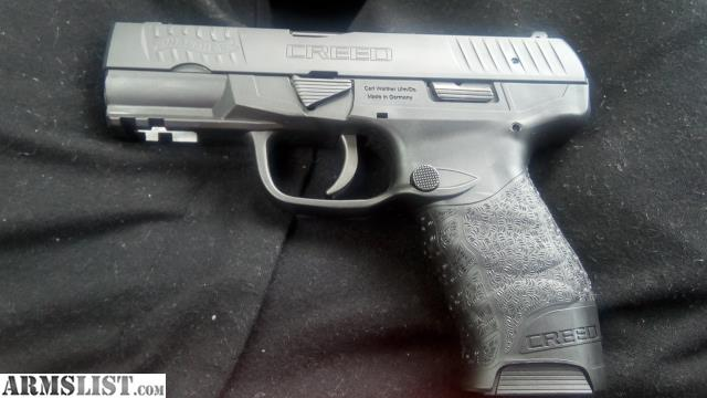Walther Creed Pistol – HD Wallpapers