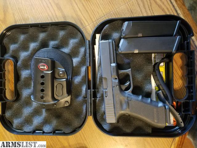 ARMSLIST - For Sale: Glock 17 Gen 4 9mm w/ holster