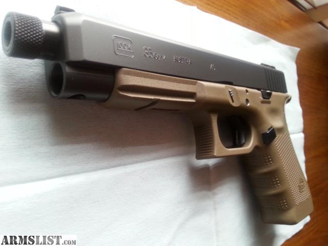ARMSLIST - For Sale/Trade: WTT/WTS Excellent Gen 4 FDE Glock