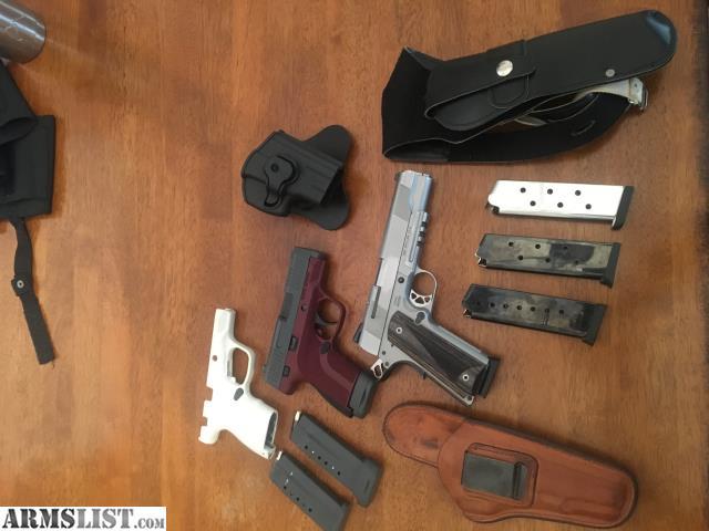 ARMSLIST - For Sale/Trade: Multi gun sale/trade