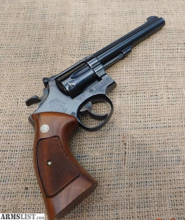 smith wesson k 22 serial number dating Smith & wesson has returned to making the a look back: the smith & wesson of a 222-inch one used in 22 lr the first model 48-serial number k 348746-came.