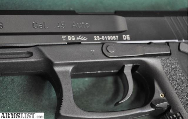 Armslist for sale heckler koch hk mark mk