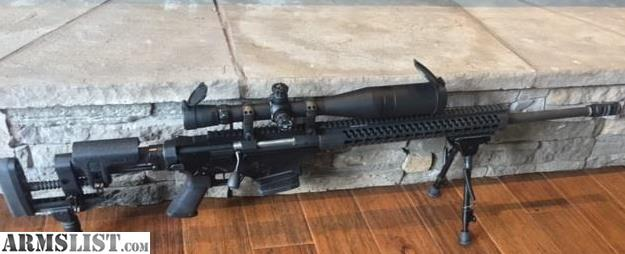 ARMSLIST - For Sale: Ruger Precision Rifle 6 5 Creedmoor