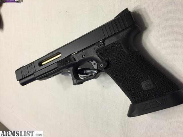 ARMSLIST - For Sale: Custom glock 17l