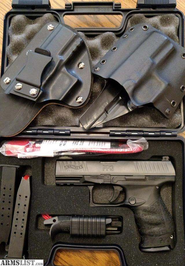 ARMSLIST - For Sale: Walther PPQ M2 9mm