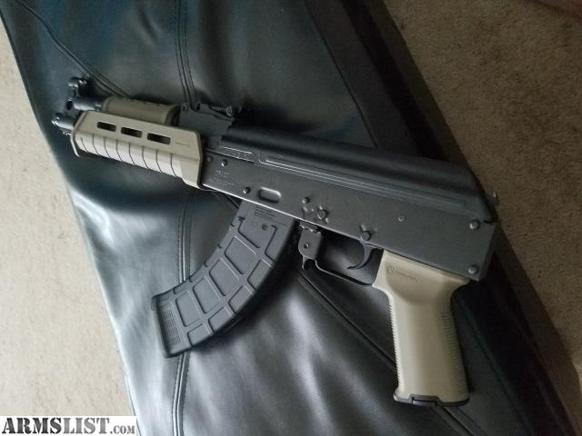 ARMSLIST - For Sale: Upgraded draco pistol