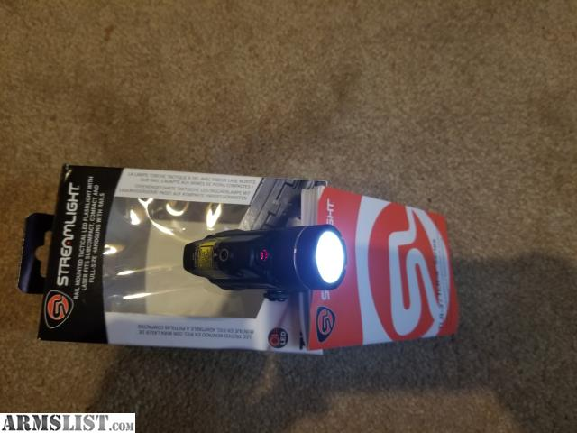 armslist for sale streamlight laser light combo. Black Bedroom Furniture Sets. Home Design Ideas