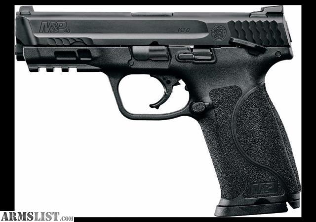 Smith And Wesson M Amp P Shield 40 2 0 David Simchi Levi