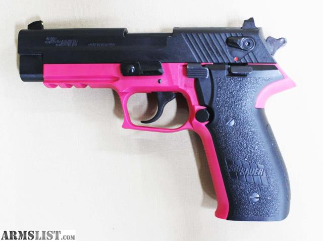 ARMSLIST - For Sale: **Pink** Sig Sauer Mosquito  22LR