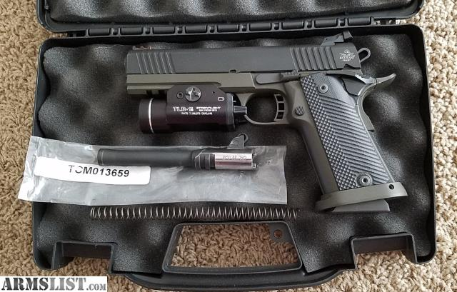 Rock Island Armory Mm  Tcm For Sale