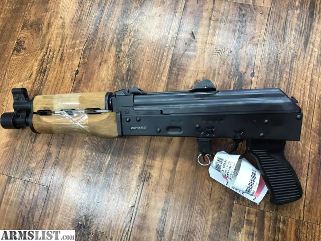 ARMSLIST - For Sale: Century Arms Pistol Grip AK-47