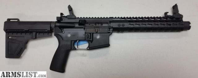 ARMSLIST - For Sale: New in box Civilian Force Arms Warrior-15 pistol