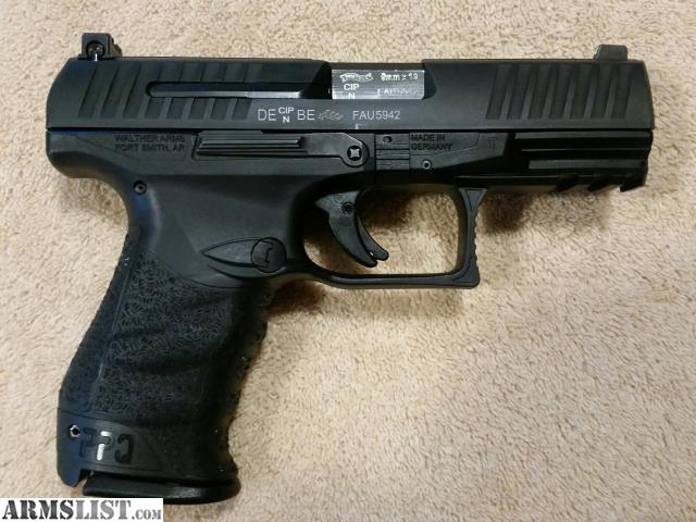ARMSLIST - For Sale/Trade: Walther PPQ M2 4