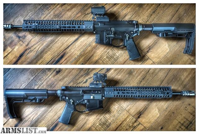ARMSLIST - For Sale: 2A Balios Titanium AR-15