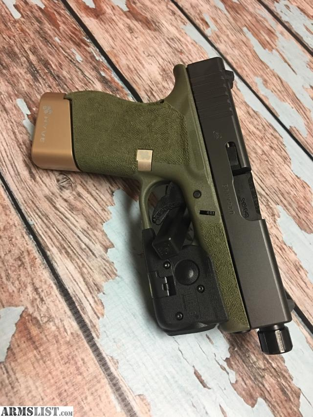 43 Best The Minimalist Wardrobe Images On Pinterest: For Sale/Trade: Glock 43 ODGreen With Extras