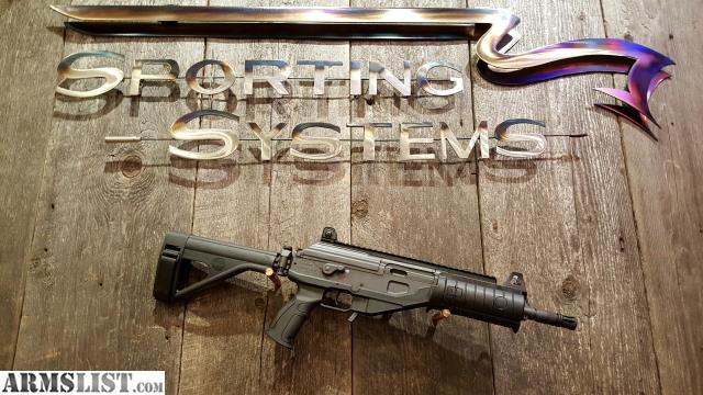 ARMSLIST - For Sale: IWI Galil ACE Pistol 7 62x39 $1829