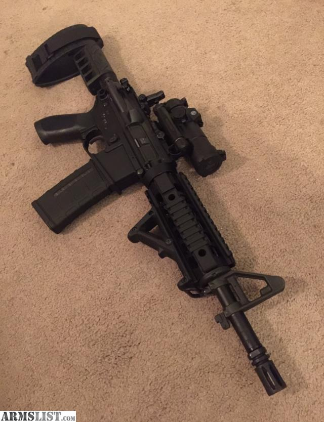 ARMSLIST - For Sale/Trade: Sig M400 w/ Romeo 7
