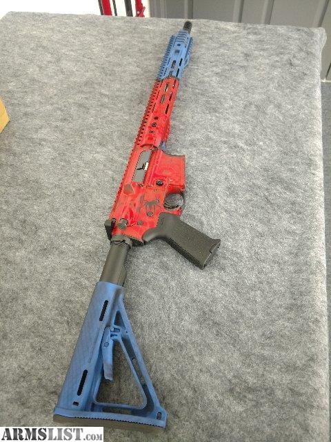 ARMSLIST - For Sale: Blacksword Scythe AR-15