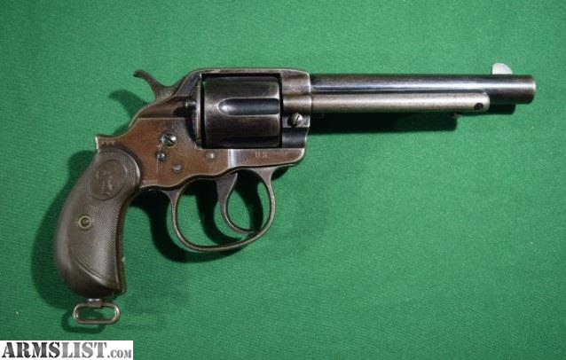 Armslist For Sale Colt Model 1878 Alaskan 45lc Revolver