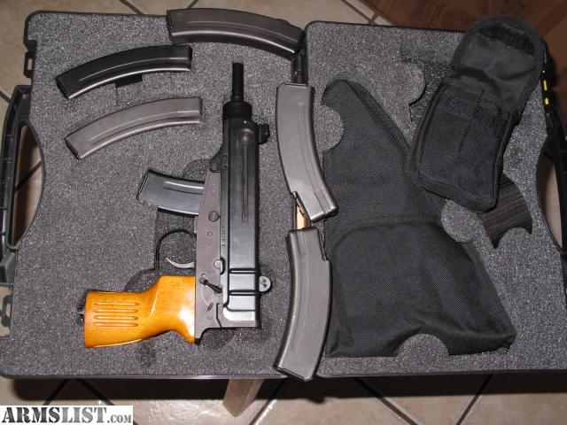ARMSLIST - For Sale: VZ 61 Scorpion in 32 acp