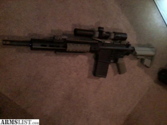 Armslist For Sale Sig Sauer 716 Upgraded