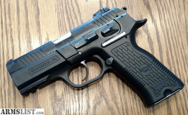 For Sale: EAA Sar K2P 9mm (1) Mag