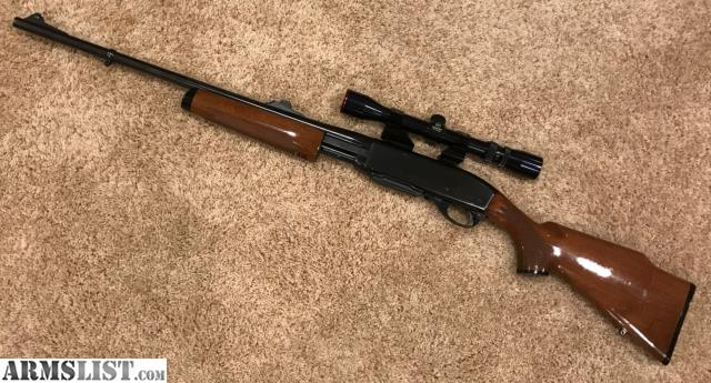 ARMSLIST - For Sale: Remington 7600 30-06 Pump Action ...