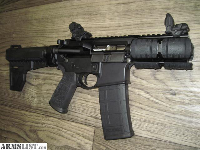 Armslist For Sale Custom Bushmaster 5 56 Nato 4 5 Inch
