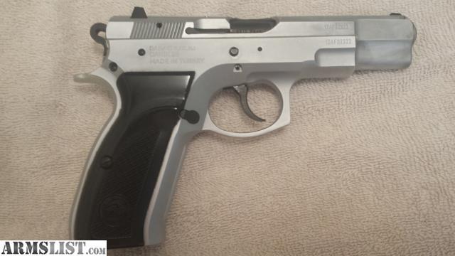 Armslist For Sale Canik Tristar L120 Dolphin 9mm Matte Chrome