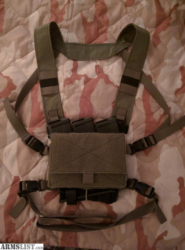 ARMSLIST - For Sale: Spiritus Systems Chest Rig