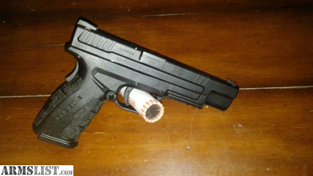 ARMSLIST - For Sale: LNIB Springfield Mod 2 Tactical 9mm with