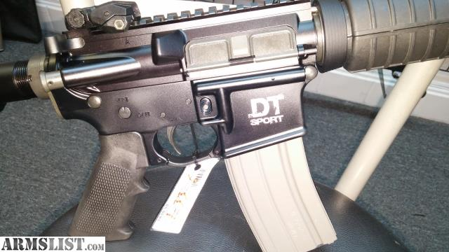 """delton black singles Del-ton dt sport black 223 / 5  car handguards with single  be the first to review """"del-ton dt sport black 223 / 556 nato 16-inch 30rd ar-15 delton."""