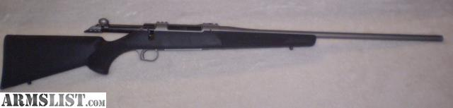 ARMSLIST - For Sale/Trade: Thompson Center Icon Weathershield