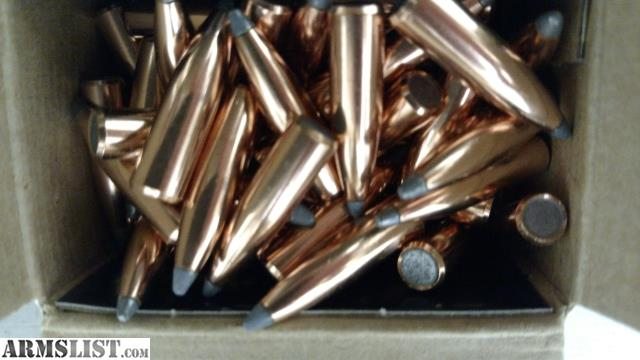ARMSLIST - For Sale: 30 Cal 180 GR Hunting Partition Nosler