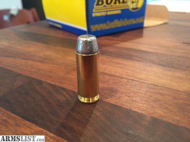 ARMSLIST - For Sale: 10mm Buffalo Bore 220gr Hardcast