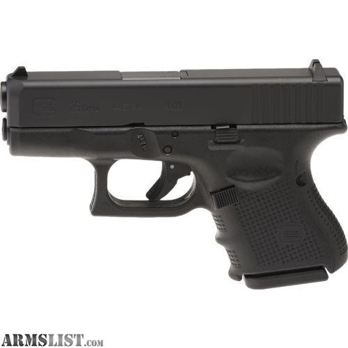 ARMSLIST - For Sale: New Glock 26 Gen4 9mm with Kydex Holster