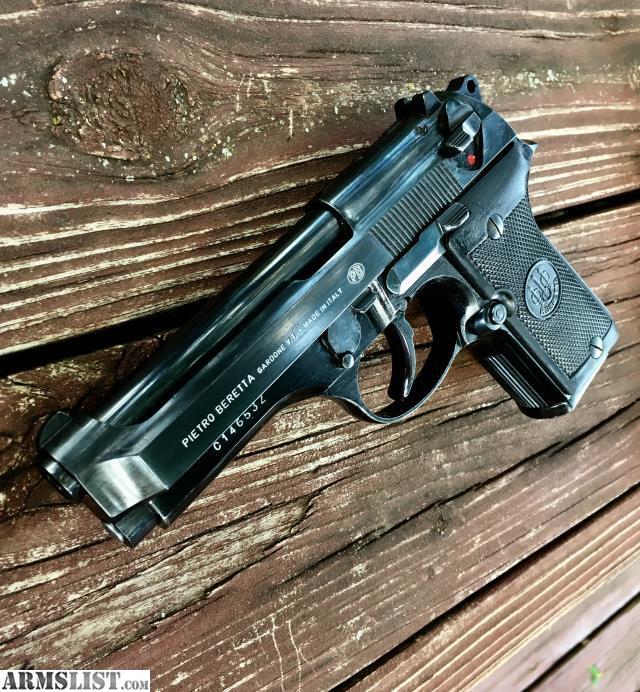 ARMSLIST - For Sale/Trade: Beretta 92 SBc - Rare