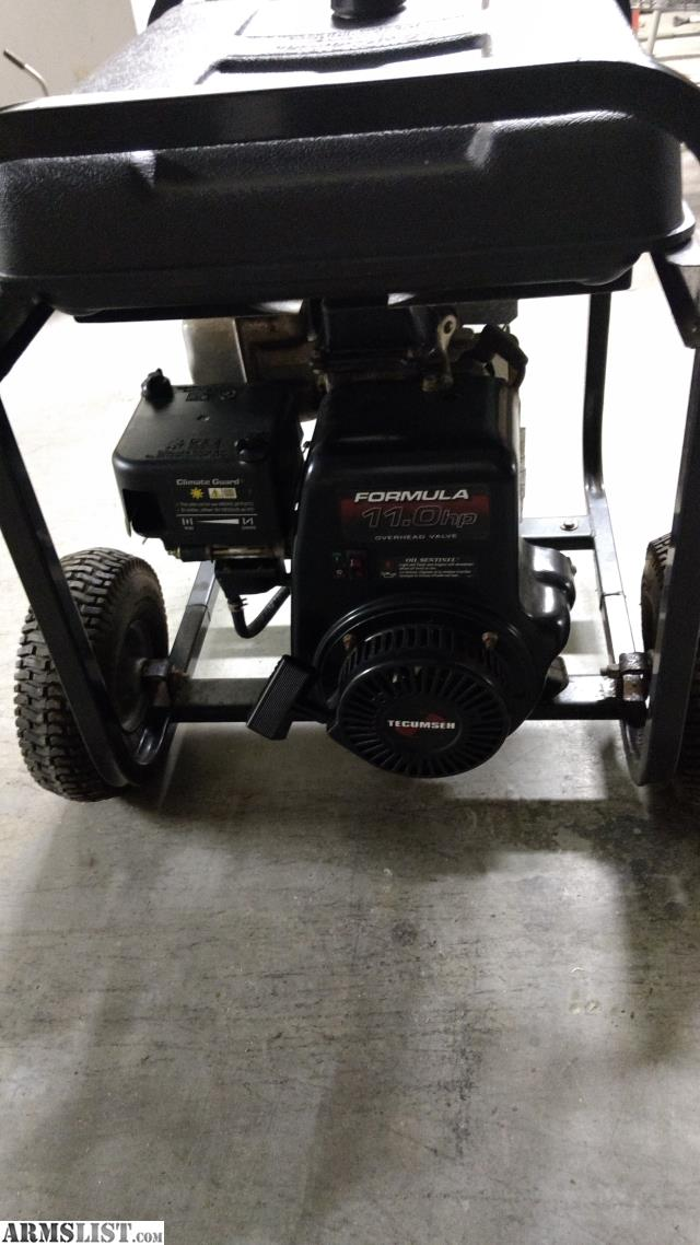Armslist For Sale Coleman Model 5500 Powermate